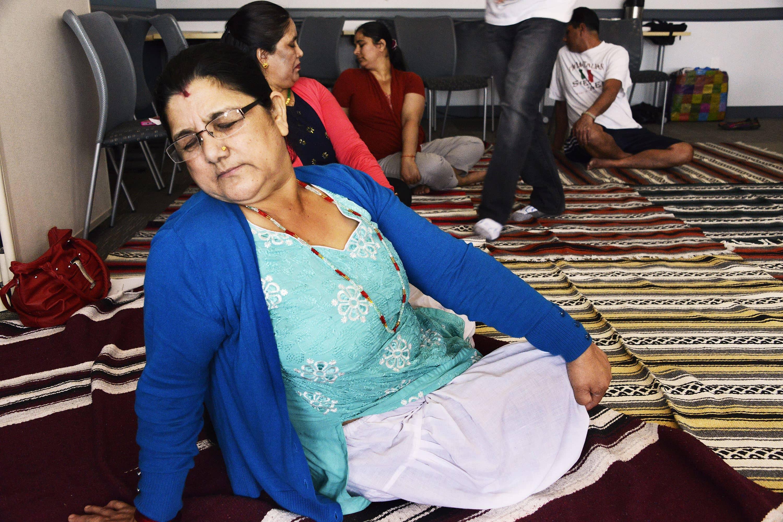 bcap elder yoga
